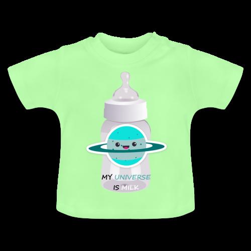 MILCH UNIVERSUM - Baby T-Shirt