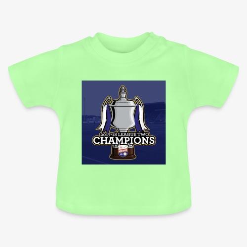 MFC Champions 2017/18 - Baby T-Shirt