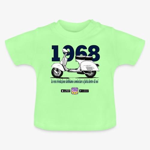 rivoluzione - Maglietta per neonato