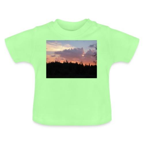 Abendrot - Baby T-Shirt