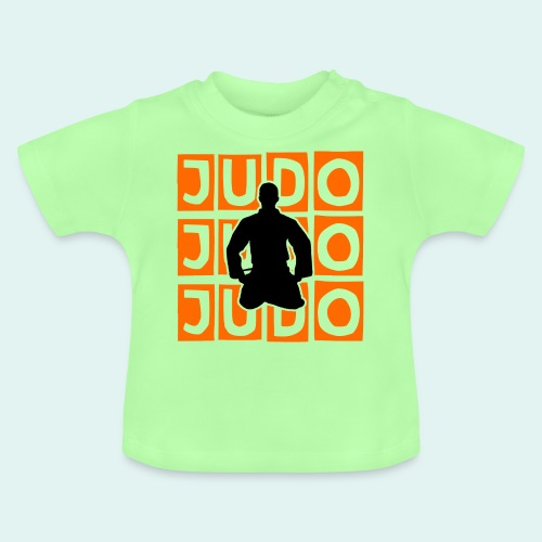 Motiv Judo Orange - Baby T-Shirt