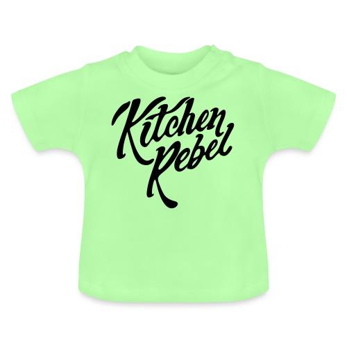 Kitchen Rebel - Baby T-Shirt