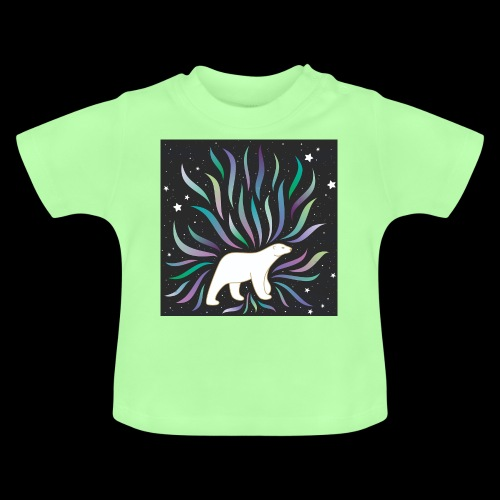 polar ours - T-shirt Bébé
