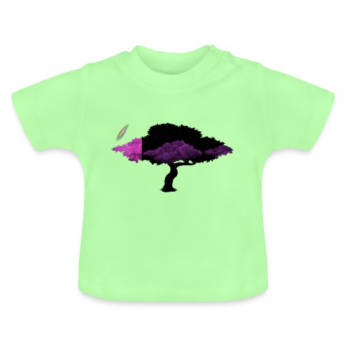 Arbol00001 - Camiseta bebé