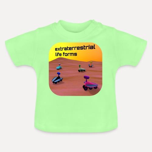 Leben auf dem Mars - Baby T-Shirt