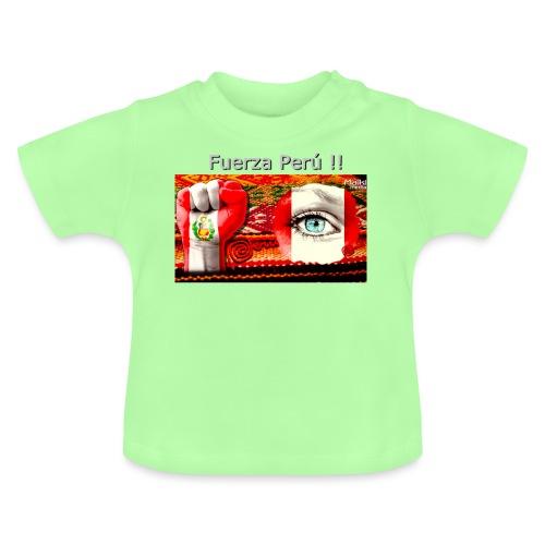 Telar Fuerza Peru I - T-shirt Bébé