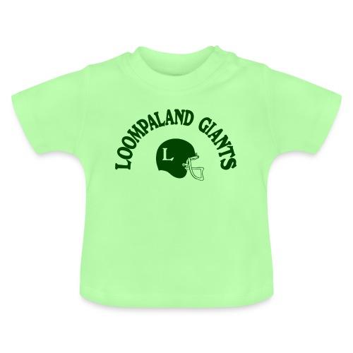Willy Wonka heeft een team - Baby T-shirt