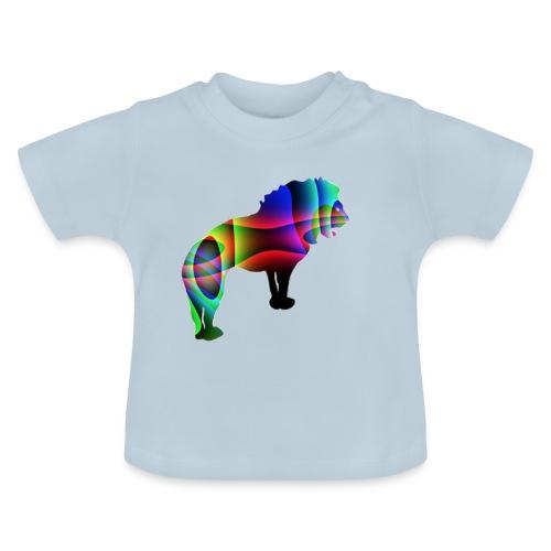 der Löwe hat die Stärke - T-shirt Bébé