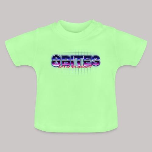 8Bites retro - Baby T-Shirt