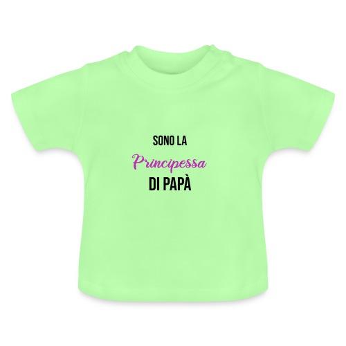 principessa - Maglietta per neonato