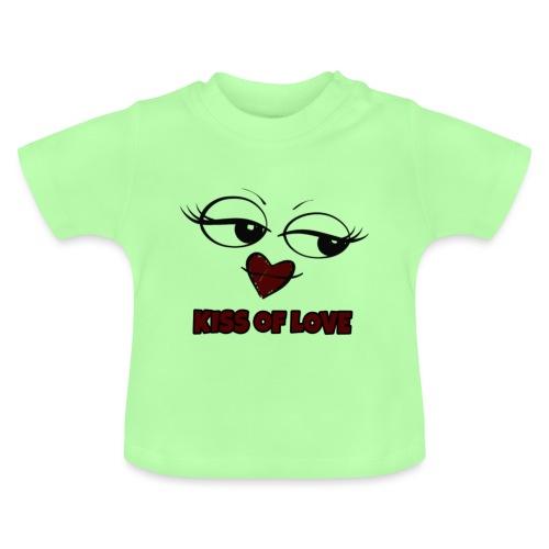 Kiss of Love - T-shirt Bébé