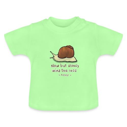 Snail - Baby T-Shirt