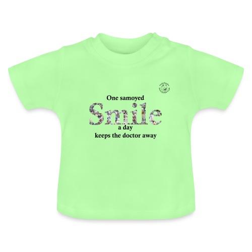 samoyedsmile - Baby T-shirt