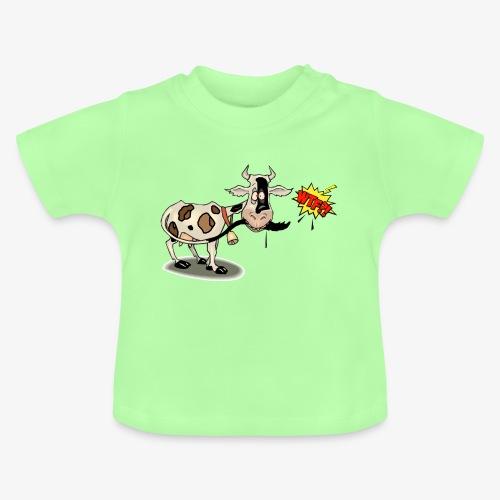 Vaquita - Camiseta bebé
