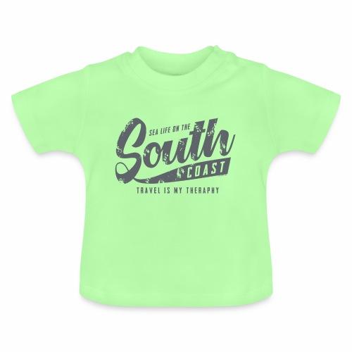 South Coast Sea surf clothes and gifts GP1305B - Vauvan t-paita