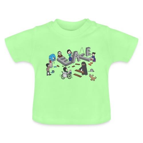 Peace - Baby T-Shirt