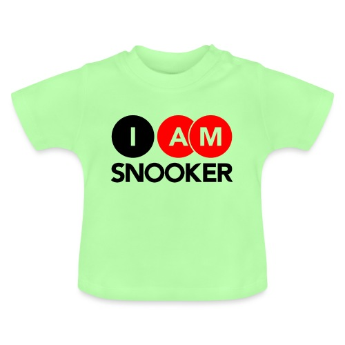 I AM SNOOKER - Baby T-Shirt
