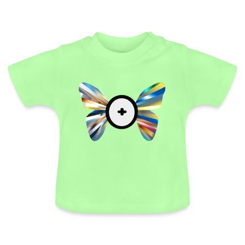 Butterfly Trans-Evolution - Maglietta per neonato