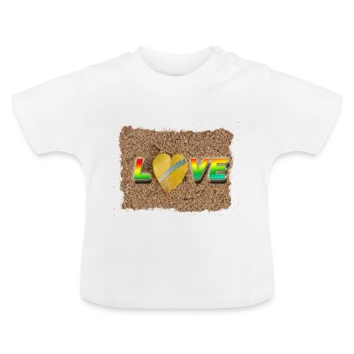love,madinina - T-shirt Bébé