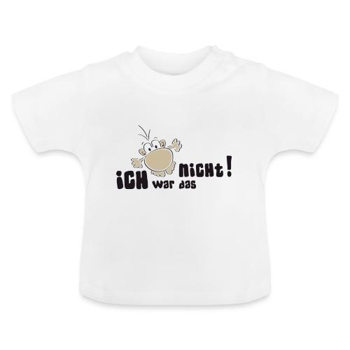 Ich war das nicht - Baby T-Shirt