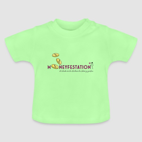 moneyfestation - Baby T-Shirt