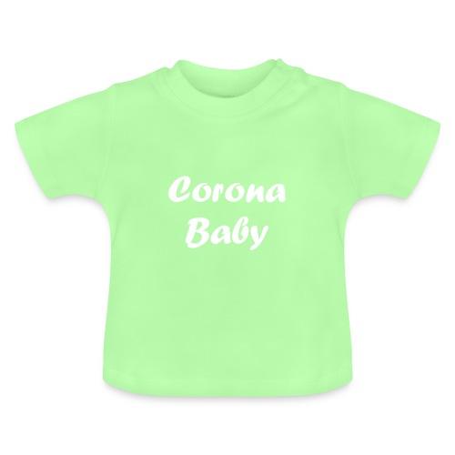 Corona baby merchandise white - Baby T-Shirt