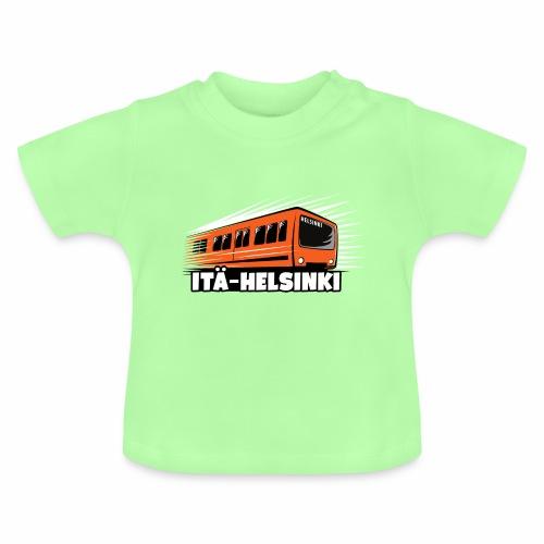 METRO ITÄ-HELSINKI T-paidat, Hupparit, lahjat ym. - Vauvan t-paita