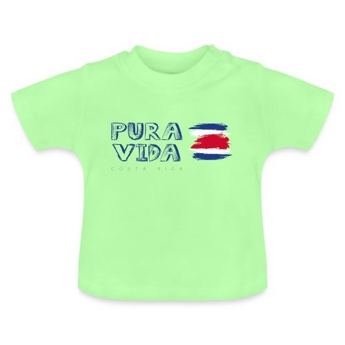Pura Vida Color - Camiseta bebé