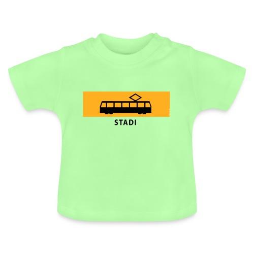 RATIKKA PYSÄKKI KYLTTI STADI T-paidat ja vaatteet - Vauvan t-paita