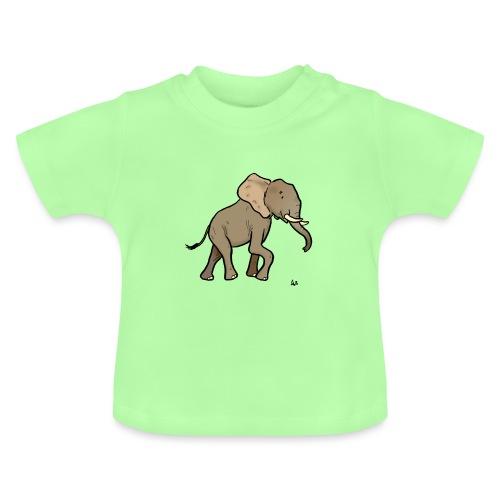 Éléphant d'Afrique - T-shirt Bébé