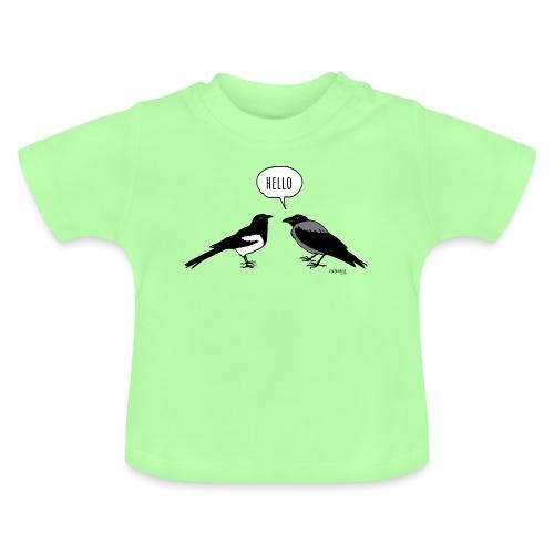 Hello - Vauvan t-paita