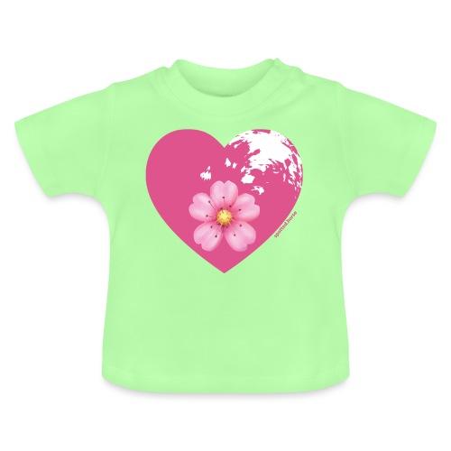 GINNY GUN LENAS LOGO - Maglietta per neonato