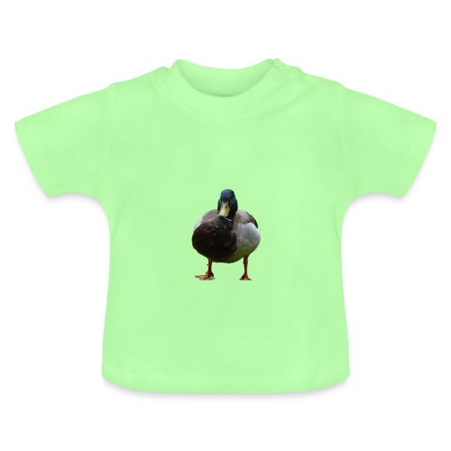 A lone duck - Baby T-Shirt