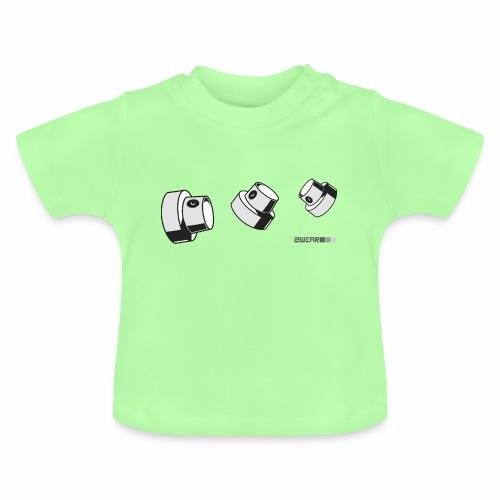 2wear caps flow ver02 - Baby T-shirt