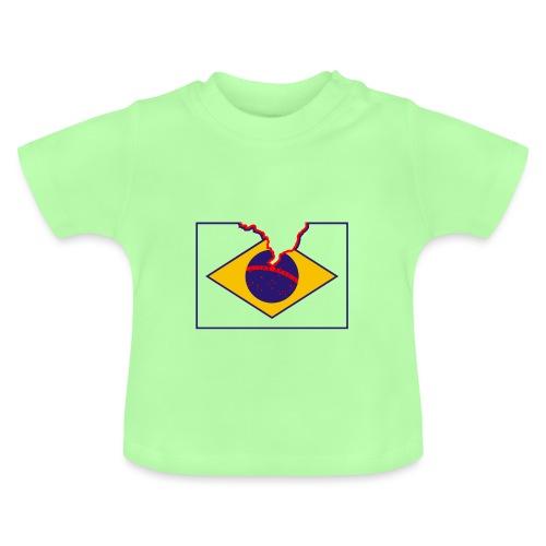 Livre Brasil - T-shirt Bébé