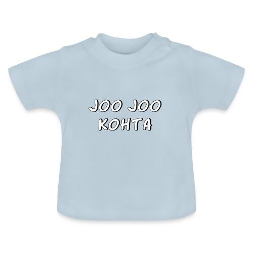 Joo joo kohta 2 - Vauvan t-paita