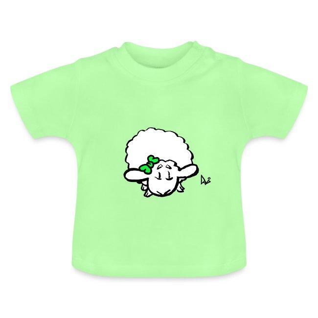 Baby Lamm (grün)