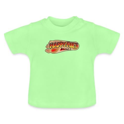 Happy Feet, spécial trail - T-shirt Bébé