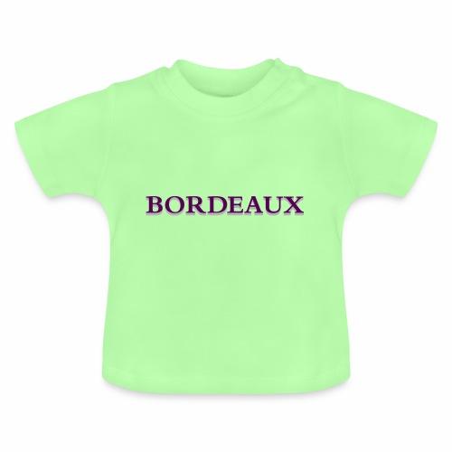 Bordeaux violet - Baby T-Shirt