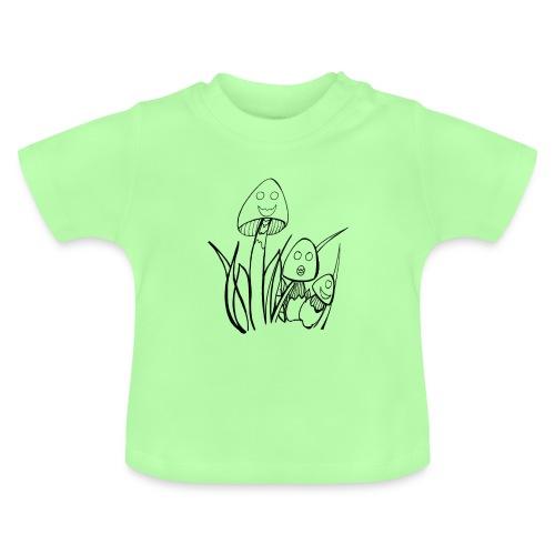 3 - T-shirt Bébé