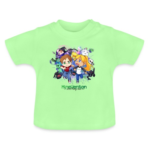 MineVention 2019 Party Tour - Baby T-Shirt