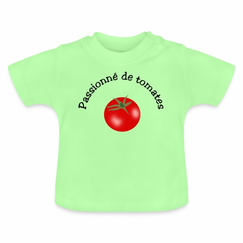 Tomate rouge - Baby T-Shirt