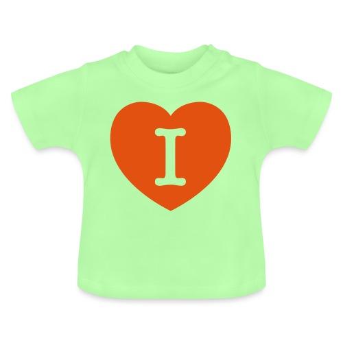 I - LOVE Heart - Baby T-Shirt