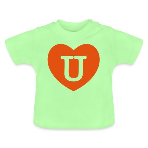 LOVE- U Heart - Baby T-Shirt