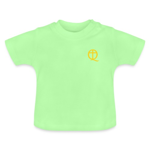 QC Gul - Baby-T-shirt