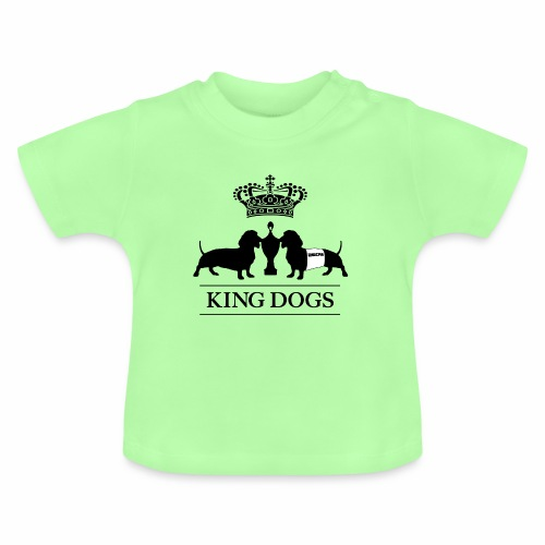 KING DOGS 2wear dog squad - Baby T-shirt