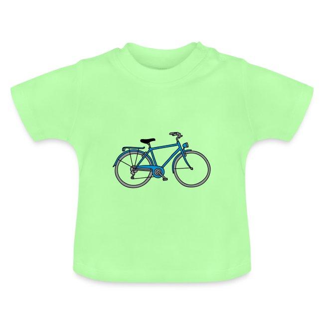 Fahrrad 3 Baby T Shirt   BERLIN T SHIRT