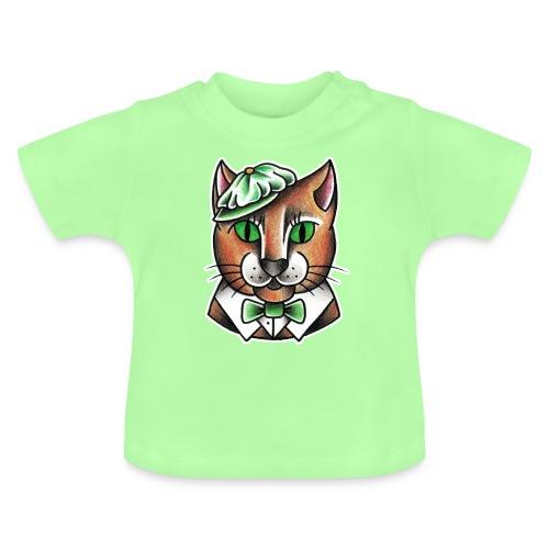 Swingcat - Maglietta per neonato