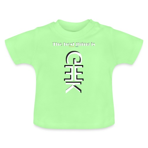 GEEK TSHIRT - T-shirt Bébé
