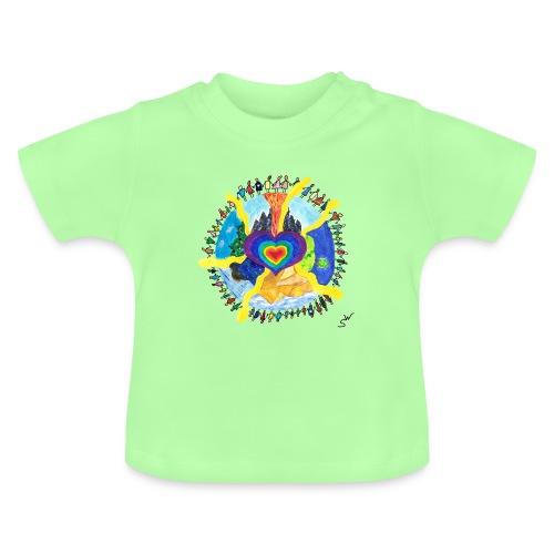 Herzwelt - Baby T-Shirt